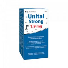 UNITAL STRONG 1,9 MG TABL X60 FOL