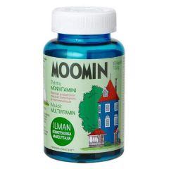 MOOMIN pehmo Monivitamiini 60 kpl