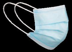 Lifa Air kirurginen suu-nenäsuojus TYPE1 50 kpl
