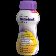 Nutridrink 2,0 kcal aprikoosi 4X200 ml