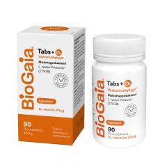 BioGaia Tabs+D3 Appelsiini 90 tabl