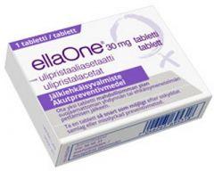 ELLAONE 30 mg tabl 1 fol