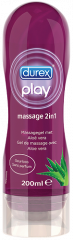 Durex Play Massage 2in1 AloeVera X200 ml